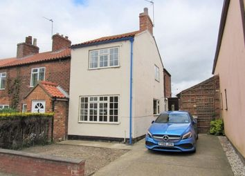 Thumbnail 3 bed terraced house to rent in Church Street, Louth