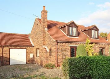 Thumbnail 3 bed detached bungalow for sale in Main Street, Bubwith, Selby