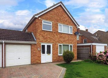 Thumbnail 3 bed terraced house to rent in St. Peters Crescent, Bicester, Oxfordshire