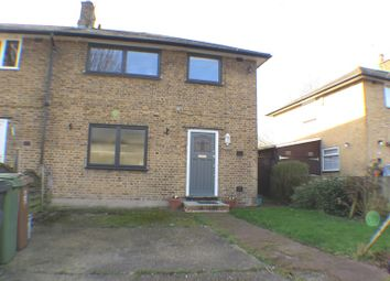 Thumbnail 3 bed semi-detached house to rent in Brockill Crescent, London