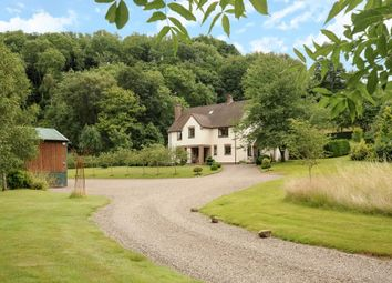 Thumbnail 5 bed detached house for sale in Hay On Wye 6 Miles, Dorstone