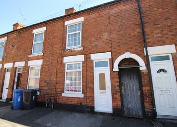 Thumbnail 2 bed terraced house for sale in Poole Street, Allenton, Derby