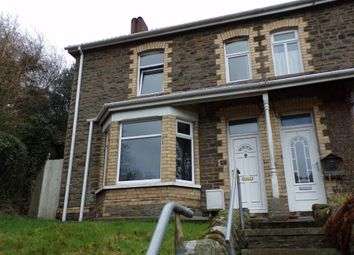 Thumbnail 3 bed property to rent in Gelli-Unig Place, Pontywaun, Cross Keys, Newport