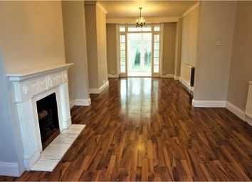 Thumbnail 3 bed semi-detached house to rent in Clarence Avenue, Upminster