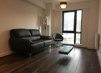 Thumbnail 1 bed flat to rent in Drapery House, Fabrick Square, 1 Lombard Street, Digbeth, Birmingham