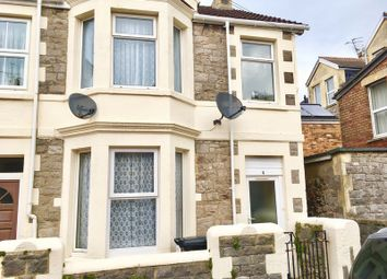 Thumbnail 1 bed flat to rent in Stanley Road, Weston-Super-Mare