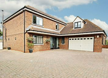 Thumbnail 6 bed detached house for sale in Carr Lane, Weel, Beverley
