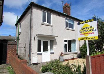Thumbnail 3 bed property for sale in Hawthorne Avenue, Fleetwood