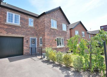 Thumbnail 4 bed property for sale in Knitters Road, South Normanton, Alfreton