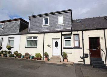 Thumbnail 2 bed terraced house for sale in 28 Rowanburn, Canonbie, Dumfries And Galloway