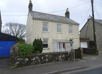 Thumbnail 3 bed detached house for sale in Milton House, 123 Trezaise Road, Roche, St Austell, Cornwall