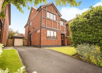 Thumbnail 3 bedroom detached house for sale in The Gables, Cottam, Preston, Lancashire