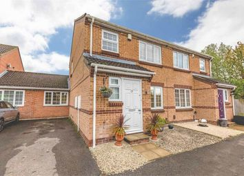 Thumbnail 4 bed semi-detached house for sale in Oak End Drive, Iver, Buckinghamshire