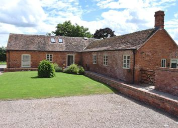 Thumbnail 3 bed detached house for sale in The Byre, 1 Brook Farm Court, Little Marcle, Ledbury, Herefordshire