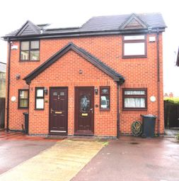 Thumbnail 2 bed semi-detached house for sale in Cinder Bank, Netherton, Dudley