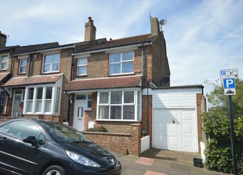 Thumbnail 3 bedroom end terrace house for sale in Richmond Road, Brighton
