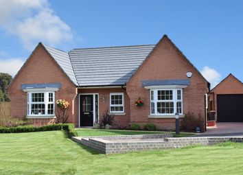 "Thumbnail 3 bed bungalow for sale in ""Buckfastleigh"" at Forest House Lane, Leicester Forest East, Leicester"