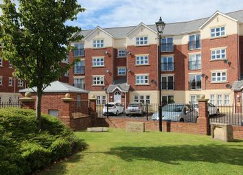Thumbnail 2 bed flat for sale in Alexandra House, Victoria Court, Sunderland
