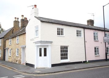 Thumbnail 2 bed end terrace house for sale in Chapel Street, Ely