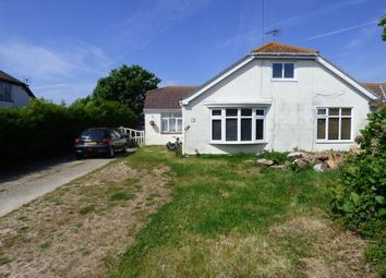 Thumbnail 4 bed bungalow for sale in Coronation Road, Hayling Island