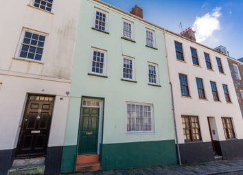 Thumbnail 3 bed terraced house for sale in St. Peter Port, St. Peter Port, Guernsey