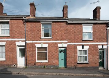 Thumbnail 2 bed terraced house for sale in Victoria Road, Exeter, Devon