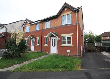 Thumbnail 3 bed semi-detached house to rent in Sherwood Drive, Pemberton, Wigan