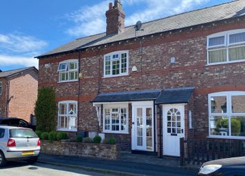 Thumbnail 2 bed terraced house for sale in Park Road, Wilmslow