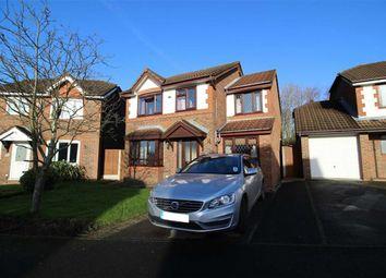 Thumbnail 4 bed detached house for sale in Millersgate, Cottam, Preston