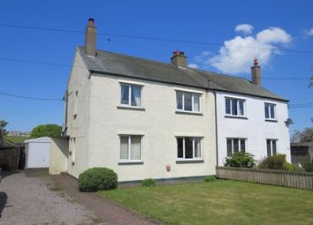 Thumbnail 3 bed semi-detached house for sale in School Terrace, Oughterside, Wigton