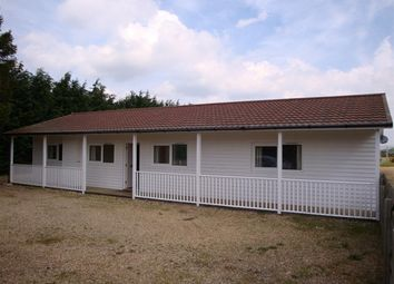 Thumbnail 2 bed detached bungalow to rent in Isleham Road, Worlington, Bury St. Edmunds