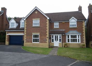 Thumbnail 4 bed detached house to rent in Ash Gate, Thatcham