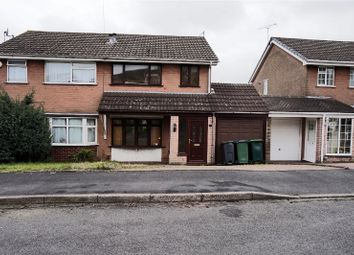 Thumbnail 3 bedroom semi-detached house for sale in Palace Close, Rowley Regis