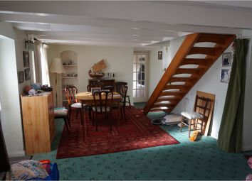Thumbnail 3 bed end terrace house for sale in Upper Hill Street, Milford Haven