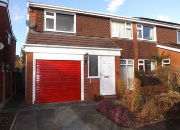 Thumbnail 3 bed semi-detached house for sale in Talke Road, Alsager, Stoke-On-Trent, Cheshire