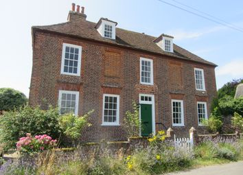 Thumbnail 5 bedroom farmhouse to rent in The Street, Barfrestone, Dover