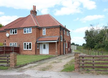 Thumbnail 3 bed semi-detached house for sale in Oaks View, West Lilling, York