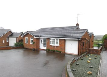 Thumbnail 2 bed bungalow for sale in Falmouth Close, Stafford