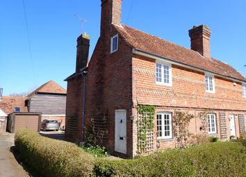 Thumbnail 4 bed semi-detached house for sale in The Street, Benenden