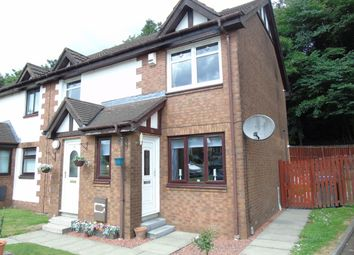 Thumbnail 2 bed flat for sale in Ardfern Rd, Moffat Mills, Airdrie, North Lanarkshire