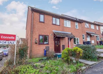 Thumbnail 2 bed end terrace house for sale in Badgers Way, Sturminster Newton