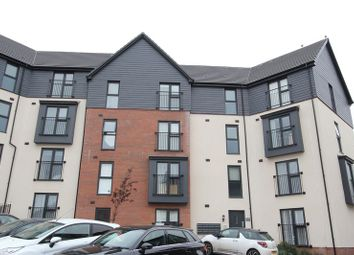 Thumbnail 2 bedroom flat for sale in Cei Tir Y Castell, Barry