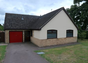 Thumbnail 3 bedroom detached bungalow for sale in Hill Farm Road, Halesworth