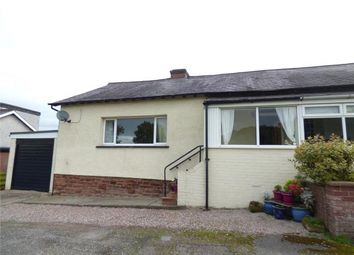 Thumbnail 3 bed semi-detached bungalow for sale in Ladysteps, Scotby, Carlisle