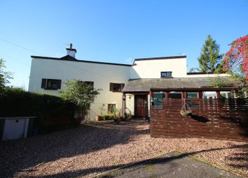 Thumbnail 5 bed detached house for sale in Old Tiverton Road, Crediton