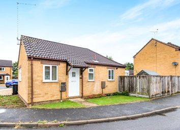 Thumbnail 2 bed semi-detached bungalow for sale in Summerfield Drive, Sleaford