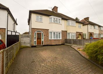 Thumbnail 3 bed semi-detached house for sale in Bushey Mill Lane, North Watford