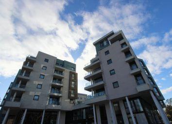 Thumbnail 3 bed flat for sale in Maritime Walk, Ocean Village, Southampton