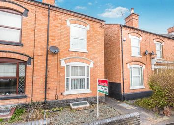 Thumbnail 2 bed end terrace house to rent in Nelson Road, Worcester