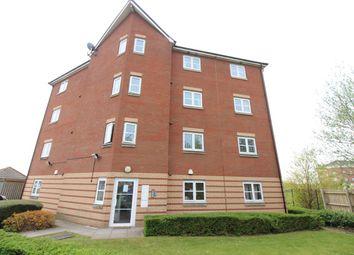 Thumbnail 2 bedroom flat for sale in Amelia Way, Newport